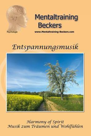 Entspannungsmusik von Beckers,  Dipl. Psych. Frank