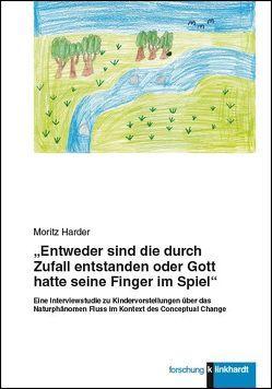 """""""Entweder sind die durch Zufall entstanden oder Gott hatte seine Finger im Spiel"""" von Harder,  Moritz"""