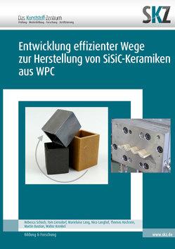 Entwicklung effizienter Wege zur Herstellung von SiSiC-Keramiken aus WPC