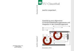 Entwicklung eines allgemeinen CE-Konformitätsbewertungsprozesses und Integration in den Entwicklungsprozess von Langenbach,  Joachim