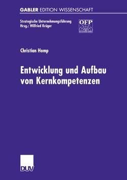 Entwicklung und Aufbau von Kernkompetenzen von Homp,  Christian