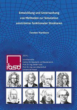 Entwicklung und Untersuchung von Methoden zur Simulation umströmter funktionaler Strukturen von Hartkorn,  Torsten