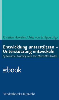 Entwicklung unterstützen – Unterstützung entwickeln von Hawellek,  Christian, Schlippe,  Arist von