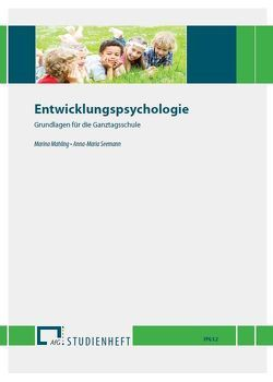 Entwicklungspsychologie von Mahling,  Marina, Seemann,  Anna-Maria