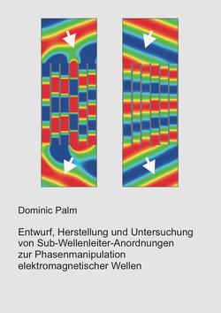 Entwurf, Herstellung und Untersuchung von Sub-Wellenleiter-Anordnungen zur Phasenmanipulation elektromagnetischer Wellen von Palm,  Dominic