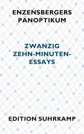 Enzensbergers Panoptikum von Enzensberger,  Hans Magnus