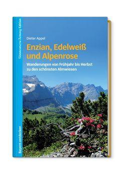 Enzian, Edelweiß und Alpenrose von Appel,  Dieter
