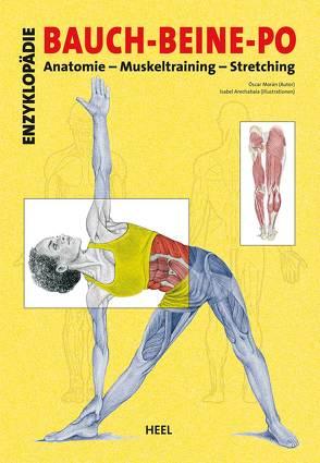 Enzyklopädie Bauch – Beine – Po von Arechabala,  Isabel, Moran Esquerdo,  Oscar