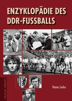 Enzyklopädie des DDR-Fußballs von Leske,  Hanns