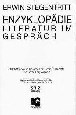 Enzyklopädie von Schock,  Ralph, Stegentritt,  Erwin