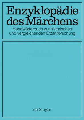 Enzyklopädie des Märchens [7-15] von Brednich (et al.),  Rolf Wilhelm, Ranke,  Kurt