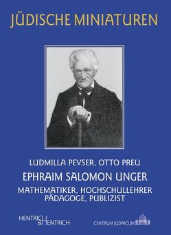 Ephraim Salomon Unger von Pevsner,  Ludmila, Preu,  Otto