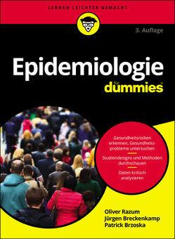 Epidemiologie für Dummies von Breckenkamp,  Jürgen, Brzoska,  Patrick, Razum,  Oliver