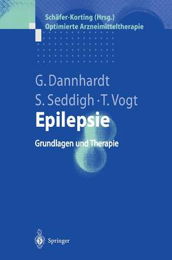 Epilepsie von Dannhardt,  Gerd, Seddigh,  Susann, Vogt,  Thomas