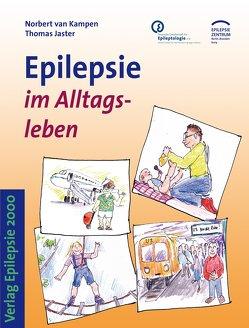 Epilepsie im Alltagsleben von Jaster,  Thomas, van Kampen,  Norbert