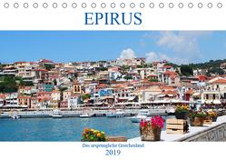 Epirus – Das ursprüngliche Griechenland (Tischkalender 2019 DIN A5 quer) von Schneider,  Peter