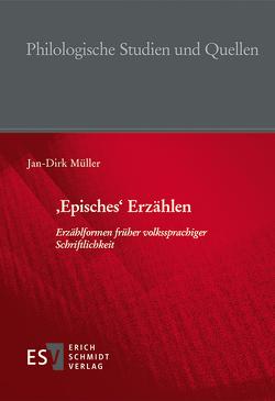'Episches' Erzählen von Müller,  Jan-Dirk