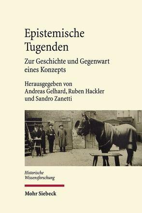 Epistemische Tugenden von Gelhard,  Andreas, Hackler,  Ruben, Zanetti,  Sandro