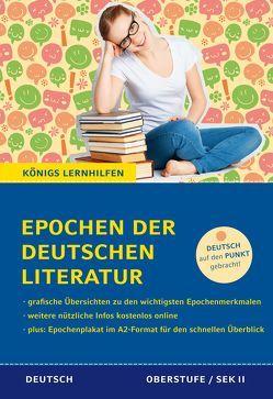 Epochen der deutschen Literatur. von May,  Yomb