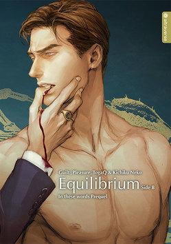 Equilibrium Light Novel – Side B von Neko,  Kichiku, TogaQ