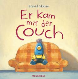 Er kam mit der Couch (Mini-Ausgabe) von Slonim,  David