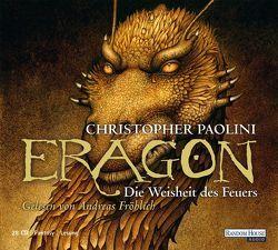 Eragon – Die Weisheit des Feuers von Fröhlich,  Andreas, Paolini,  Christopher, Stefanidis,  Joannis