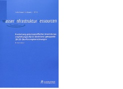 Erarbeitung gebietsspezifischer Anwendungsempfehlungen für bi-direktional gekoppelte 1D-2D-Überflutungsberechnungen von Hürter,  Hagen