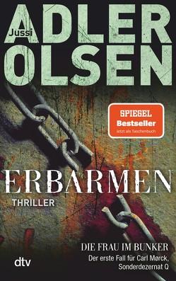 Erbarmen von Adler-Olsen,  Jussi, Thiess,  Hannes
