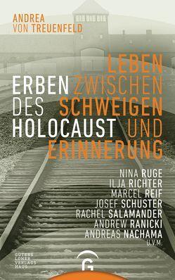 Erben des Holocaust von von Treuenfeld,  Andrea