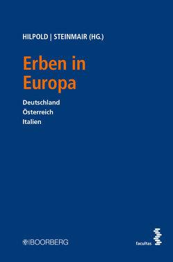 Erben in Europa von Hilpold,  Peter, Steinmair,  Walter