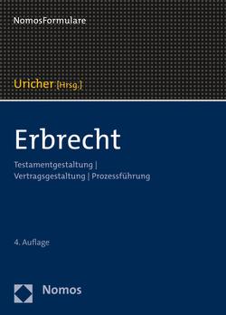 Erbrecht von Uricher,  Elmar