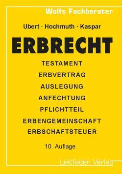 Erbrecht von Hochmuth,  Johannes, Kaspar,  Josef, Ubert,  Guido