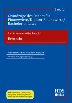 Erbrecht von Ackermann,  Ralf, Petzoldt,  Lisa