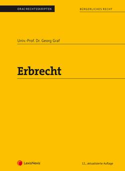 Erbrecht (Skriptum) von Graf,  Georg