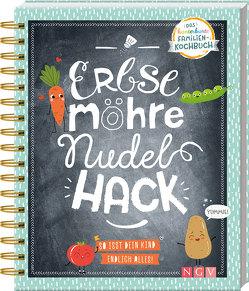 Erbse, Möhre, Nudel, Hack – So isst dein Kind endlich alles