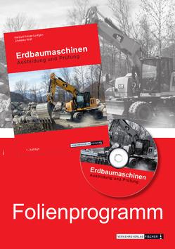 Erdbaumaschinen – Powerpoint Folienprogramm von Wolf,  Christian