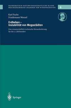 Erdbeden — Instabilität von Megastädten von Fuchs,  Karl, Wenzel,  Friedemann
