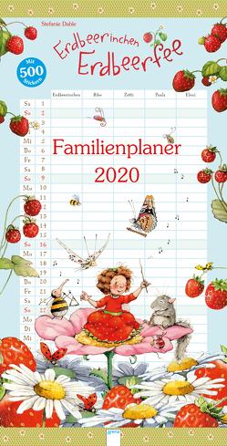 Erdbeerinchen Erdbeerfee. Familienplaner 2020 von Dahle,  Stefanie