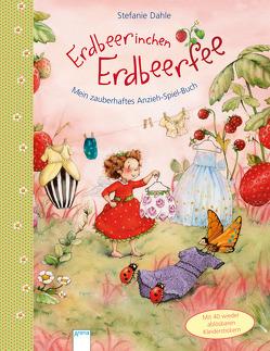 Erdbeerinchen Erdbeerfee. Hokuspokus im Fledermausbaum und andere Vorlesegeschichten von Dahle,  Stefanie
