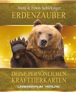 Erdenzauber deine persönlichen Krafttierkarten von Schickinger,  Anita, Schickinger,  Erwin