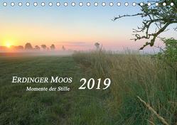 Erdinger Moos 2019 – Momente der Stille (Tischkalender 2019 DIN A5 quer) von Neßler,  Antje