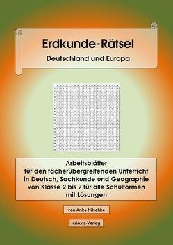Erdkunde-Rätsel von Nitschke,  Anke