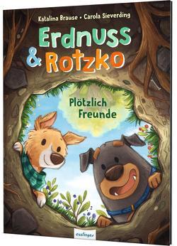 Erdnuss und Rotzko von Brause,  Katalina, Sieverding,  Carola