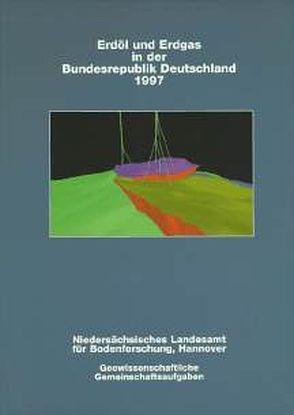 Erdöl und Erdgas in der Bundesrepublik Deutschland von Kosinowski,  Michael, Pasternak,  Michael