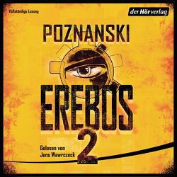 Erebos 2 von Poznanski,  Ursula, Wawrczeck,  Jens