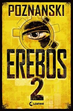 Erebos 2 von Poznanski,  Ursula