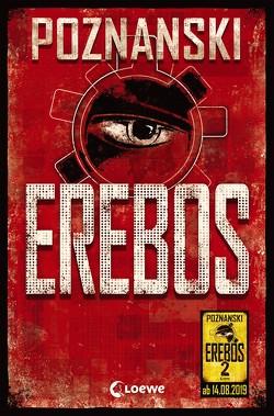 Erebos (Limited Edition) von Poznanski,  Ursula
