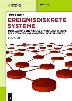 Ereignisdiskrete Systeme von Lunze,  Jan