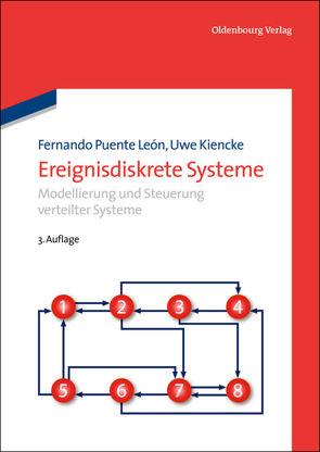 Ereignisdiskrete Systeme von Kiencke,  Uwe, Puente León,  Fernando