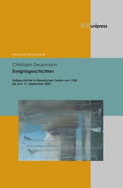 Ereignisgeschichten von Deupmann,  Christoph, Neumann,  Birgit, Reulecke,  Jürgen